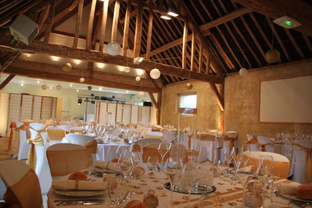 La Mavelynière salle de réception et gîtes à proximité de Chartres (132)